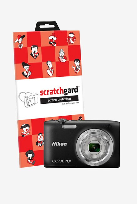 ScratchGard Nikon CP S2800 Ultra Clear Screen Protector