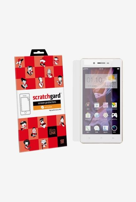 ScratchGard Oppo A33 Anti Glare Screen Protector