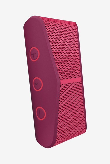Logitech X300 Bluetooth Stereo Speaker (Red)