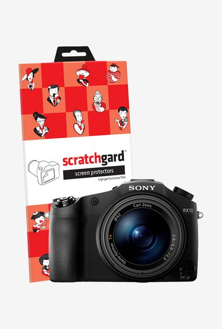 ScratchGard Sony cs DSC RX10 Ultra Clear Screen Protector