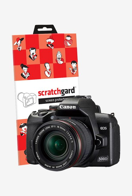 ScratchGard Canon EOS 500D Ultra Clear Screen Protector