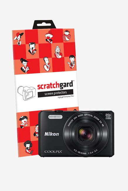 ScratchGard Nikon CP S7000 Ultra Clear Screen Protector