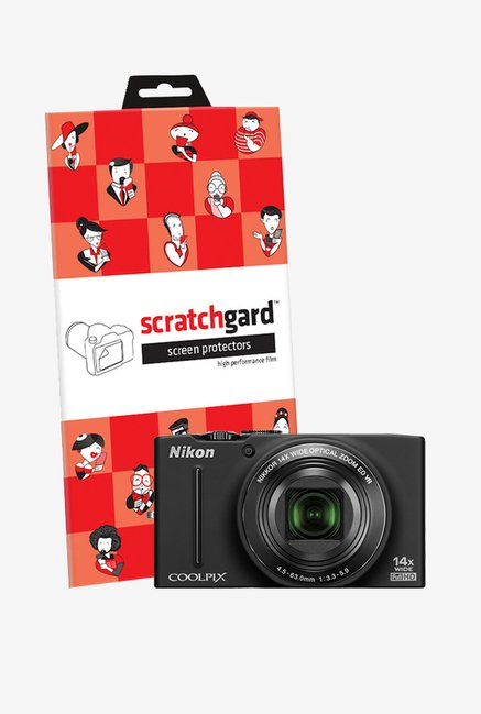 ScratchGard Nikon CP S8200 Ultra Clear Screen Protector