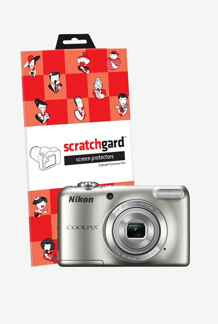 ScratchGard Nikon L27 Ultra Clear Screen Protector