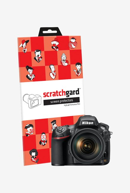 ScratchGard Nikon D800SLR Ultra Clear Screen Protector