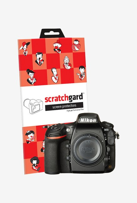 ScratchGard Nikon D810SLR Ultra Clear Screen Protector