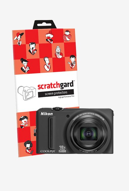 ScratchGard Nikon CP S9100 Ultra Clear Screen Protector