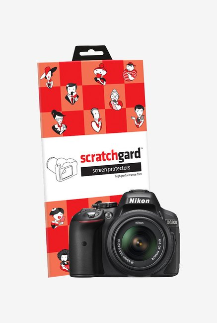 ScratchGard Nikon D5300SLR Ultra Clear Screen Protector