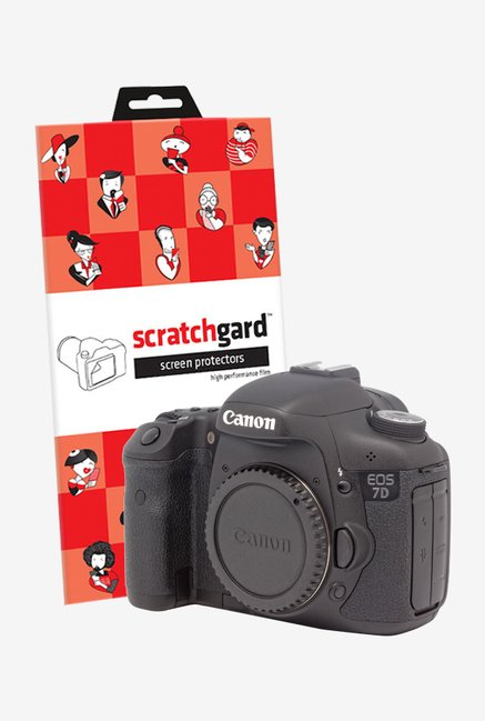 ScratchGard Canon EOS7D Ultra Clear Screen Protector