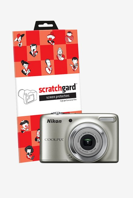 ScratchGard Nikon CP L25 Ultra Clear Screen Protector