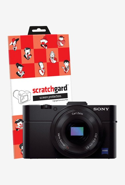 ScratchGard Sony cs DSC RX100II Ultra Clear Screen Protector