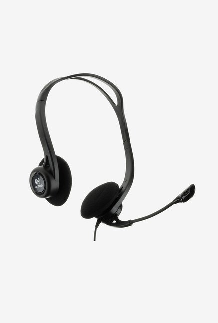 Logitech H860 Over-Ear Headphone Black