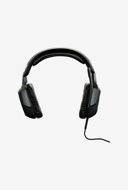 Logitech G35 Over-Ear Headphone Black