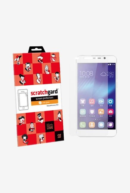 ScratchGard Huawei Honor 6 Anti Glare Screen Protector