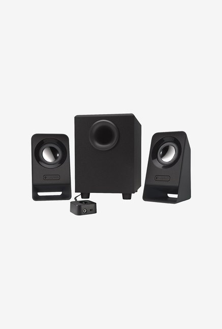 Logitech Z213 Multimedia Speaker Black