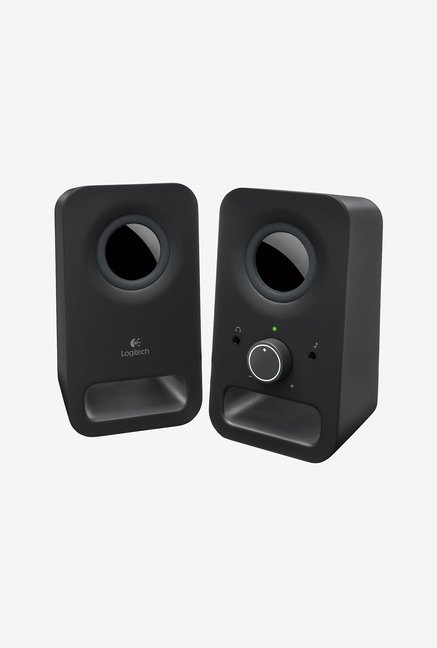 Logitech Z150 Multimedia Speaker Black