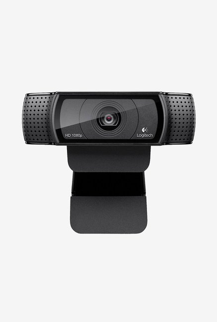 Logitech C920 HD Pro Webcam Black