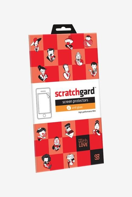 ScratchGard Intex Aqua Q1 Plus Anti Glare Screen Protector