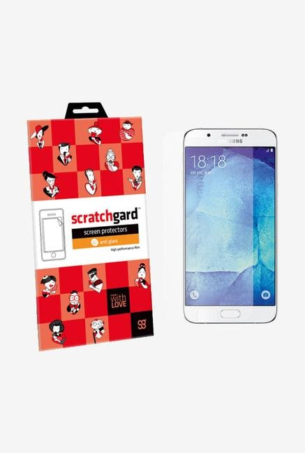 ScratchGard Samsung Galaxy A8 Anti Glare Screen Protector