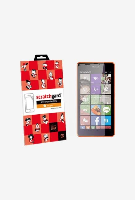 ScratchGard Microsoft Lumia 540 Anti Glare Screen Protector