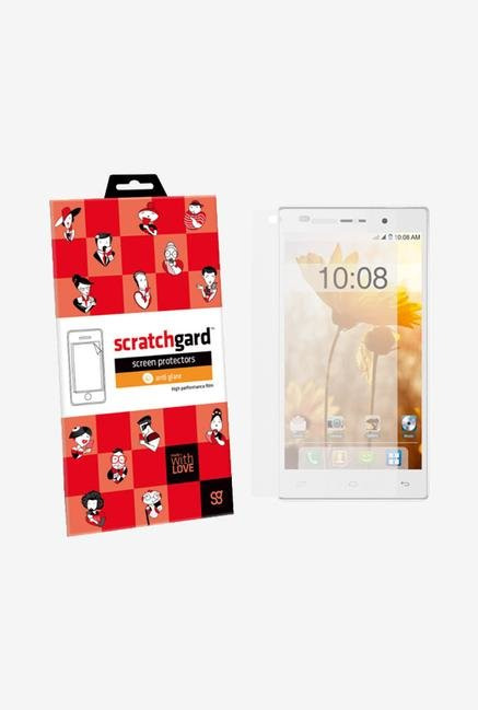 ScratchGard Intex Aqua Power+ Anti Glare Screen Protector