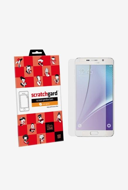 ScratchGard Samsung Galaxy Note5 Anti Glare Screen Protector
