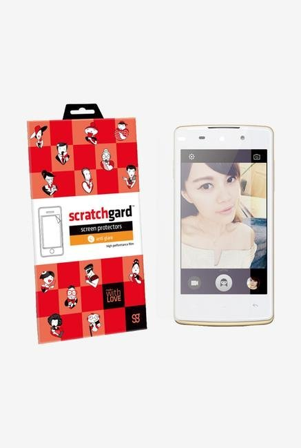 ScratchGard Oppo Joy Plus Anti Glare Screen Protector