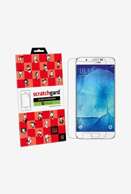 ScratchGard Samsung Galaxy A8 Ultra Clear Screen Protector