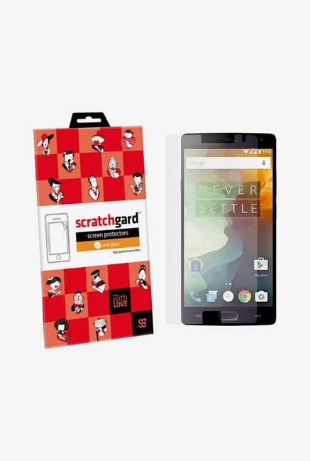 ScratchGard OnePlus 2 Anti Glare Screen Protector