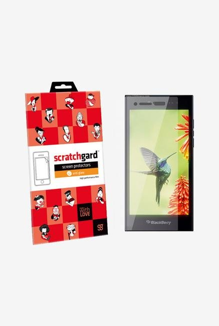 ScratchGard BlackBerry Leap Anti Glare Screen Protector