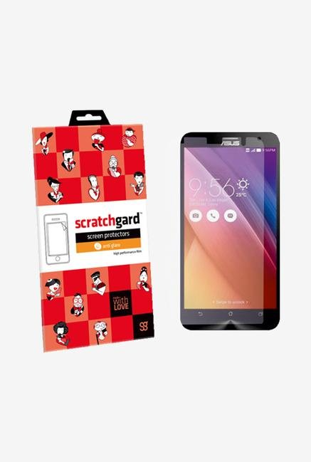 ScratchGard Asus ZenFone 2 Anti Glare Screen Protector