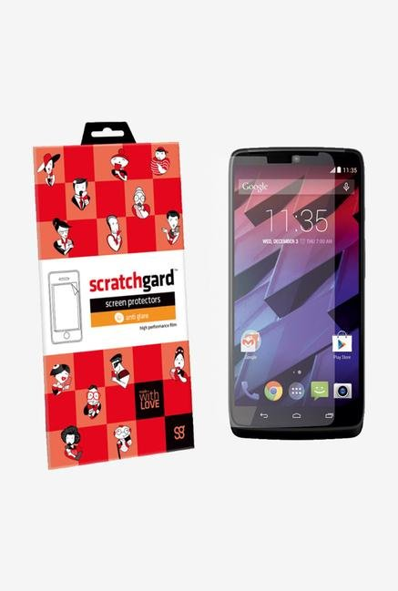 ScratchGard Motorola Moto Turbo Anti Glare Screen Protector