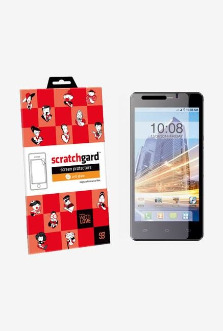 ScratchGard Intex Aqua Star HD Anti Glare Screen Protector