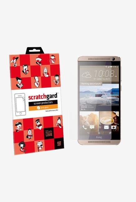 ScratchGard HTC One E9 plus Anti Glare Screen Protector