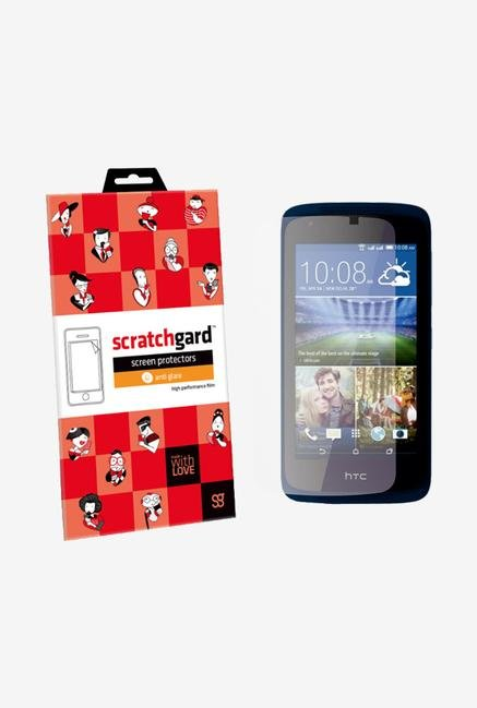 ScratchGard HTC Desire 326G Anti Glare Screen Protector