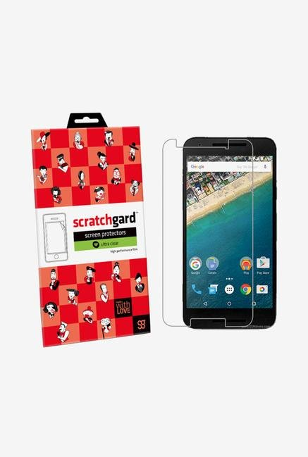 ScratchGard LG Nexus 5X Ultra Clear Screen Protector