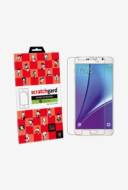 ScratchGard Samsung GNote5 Ultra Clear Screen Protector