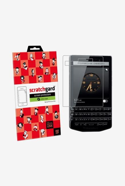 ScratchGard Blackberry Porsche Ultra Clear Screen Protector