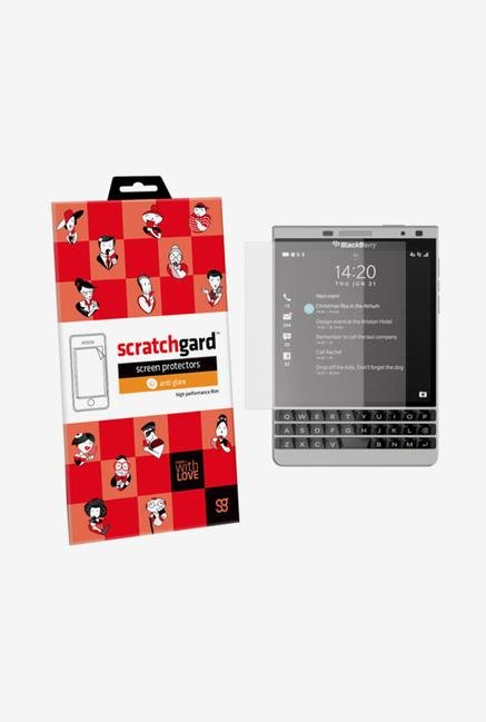 ScratchGard BlackBerry Passport Anti Glare Screen Protector