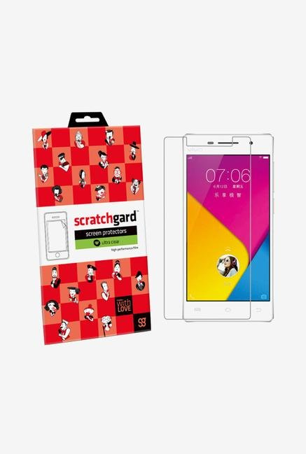 ScratchGard Vivo Y33 Ultra Clear Screen Protector