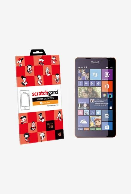 ScratchGard Microsoft Lumia 535 Anti Glare Screen Protector