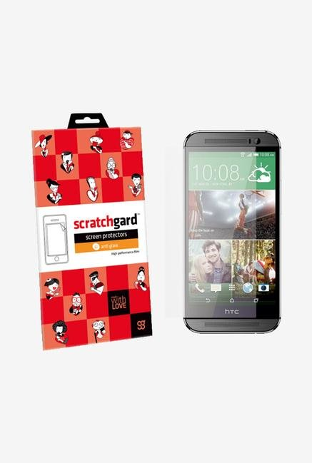ScratchGard HTC One M8s Anti Glare Screen Protector