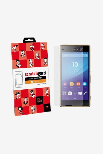 ScratchGard Sony Xperia M5 Anti Glare Screen Protector