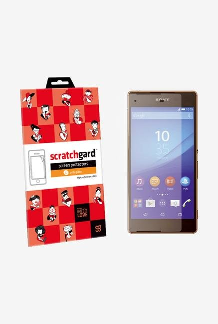 ScratchGard Sony Xperia Z3 Plus Anti Glare Screen Protector