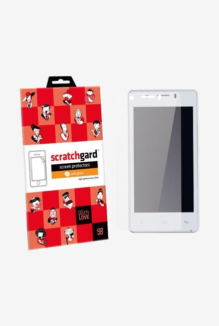 ScratchGard Gionee Pioneer P4S Anti Glare Screen Protector