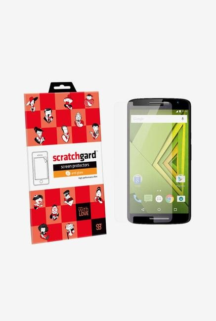 ScratchGard Motorola Moto X Play Anti Glare Screen Protector