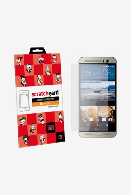 ScratchGard HTC One M9+ Anti Glare Screen Protector