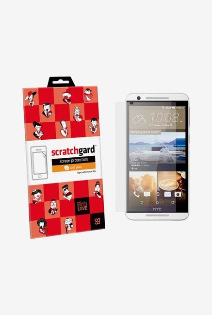ScratchGard HTC One E9s dual sim Anti Glare Screen Protector