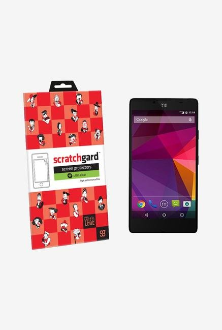 ScratchGard YU Yunique Ultra Clear Screen Protector