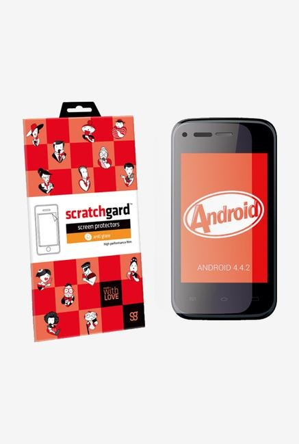 ScratchGard Micromax Bolt D200 Anti Glare Screen Protector